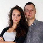 Mariusz Kuźma i Patrycja Pieniążek